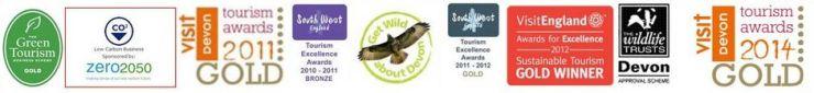 Wheatland Farm's eco awards